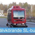 SL:s självkörande buss