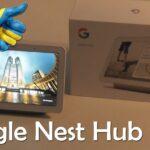 Testar Google Nest Hub på svenska