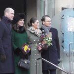Kungligt statsbesök i Stockholm