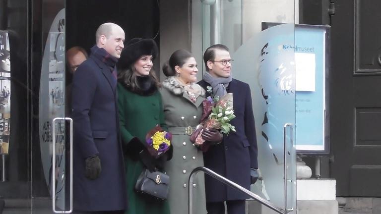 Kungligt statsbesök i StockholmKungligt statsbesök i Stockholm