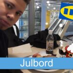Julbord på IKEA