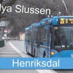 Nya Slussen – Henriksdal