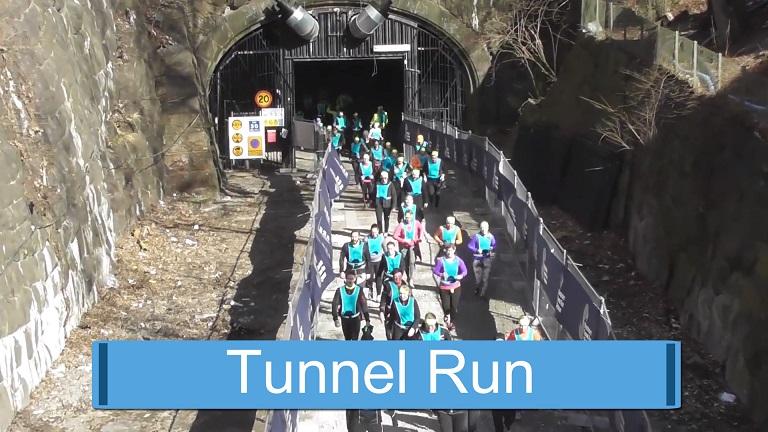 Stockholm Tunnel Run