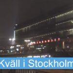 Kväll i Stockholm