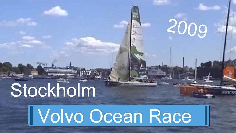 Volvo Ocean Race Stockholm