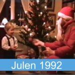 Julen 1992
