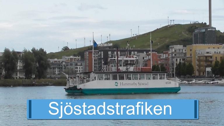 Sjöstadstrafiken