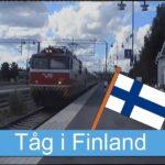 Tåg i Finland
