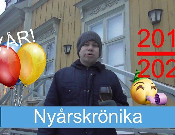 Nyårskrönika 2019-2020