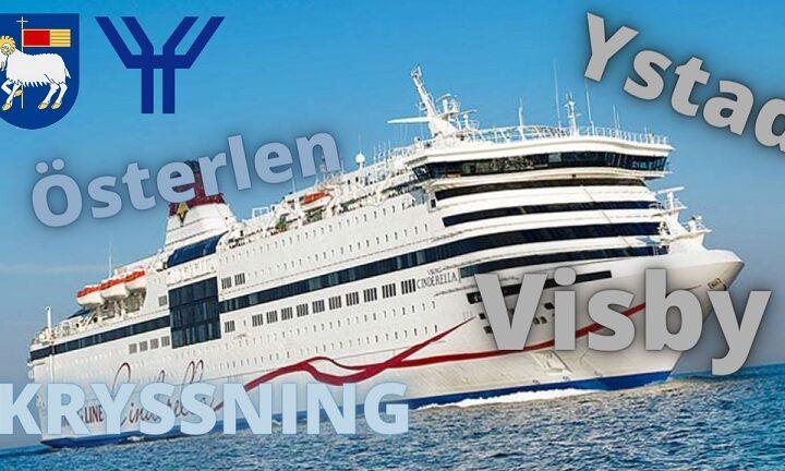 Ystadkryssning med Viking Line