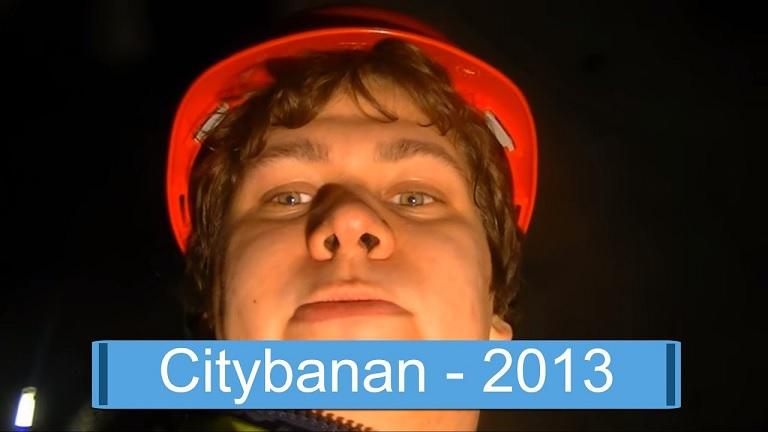 Citybanan 2013