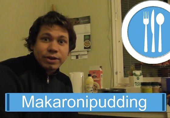 Makaronipudding