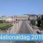 Nationaldagen 2019 i Stockholm
