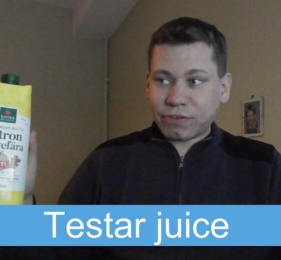 Testar juice