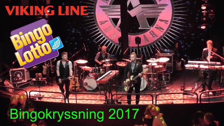 BingoLotto-kryssning 2017