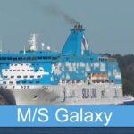 Silja Line – M/S Galaxy