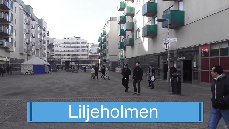 Liljeholmen