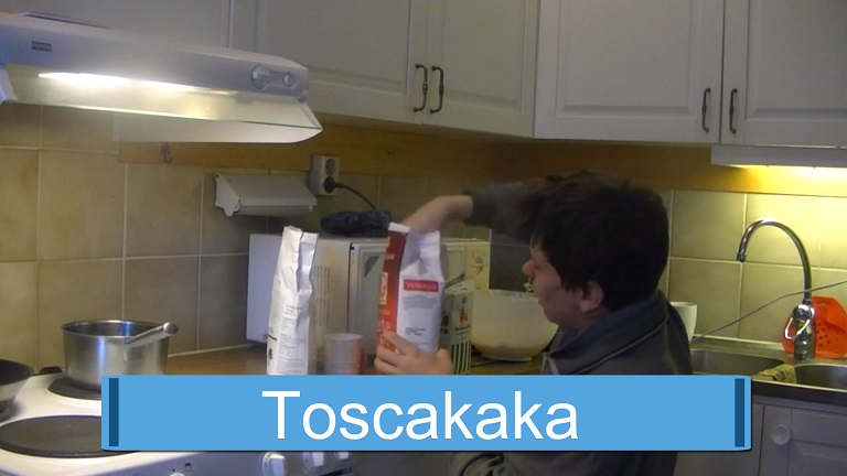 Toscakaka