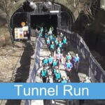 Stockholm Tunnel Run