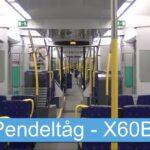 Pendeltåg – X60B