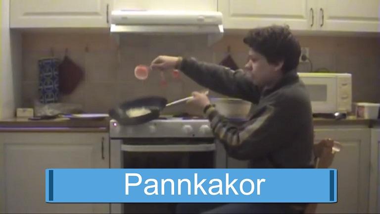 Pannkakor
