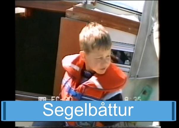 Segelbåttur