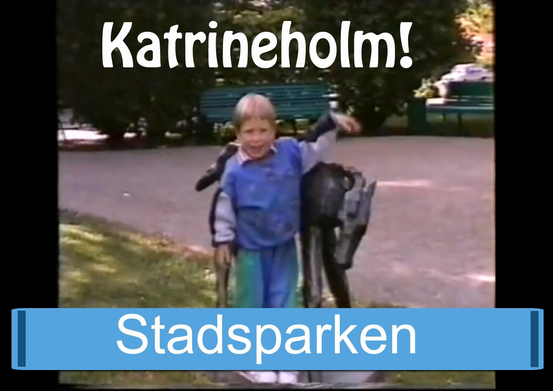 Stadsparken i Katrineholm