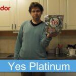 Testar Yes Platinum